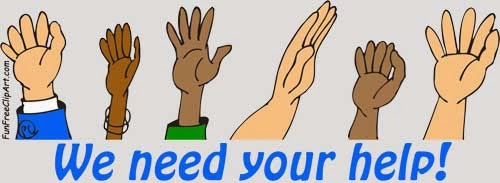 Hands Raised   We Need Your Help   Fun Free Clipart   Funfreeclipart