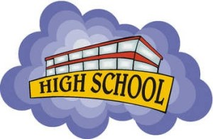High School Clip Art 003