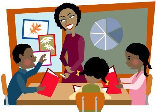 Middle School Teacher Clipart - Clipart Suggest