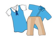 Clip Art Uniform Clipart uniform clipart kid monroe elementary school overview
