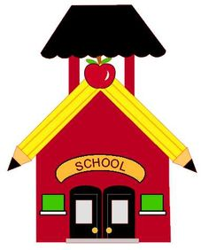 Clip Art School House Clipart red schoolhouse clipart kid school house rock clip art panda free images