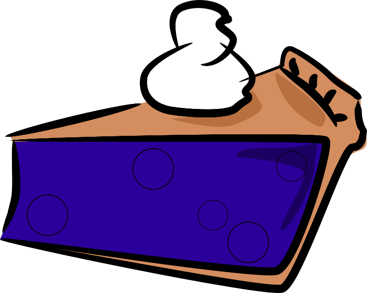 Blueberry Pies Clipart - Clipart Suggest
