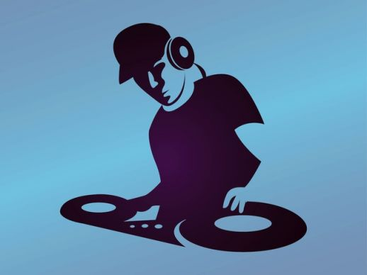 Dj Graphics Vector   Ai Pdf   Free Graphics Download