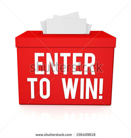 Enter To Win Clipart Enter To Win Words On A Red