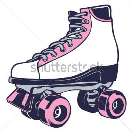 Roller Skate Clipart - Clipart Kid