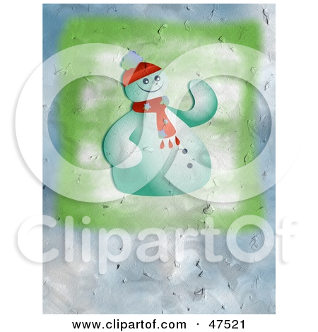 Royalty Free  Rf  Frosty The Snowman Clipart Illustrations Vector