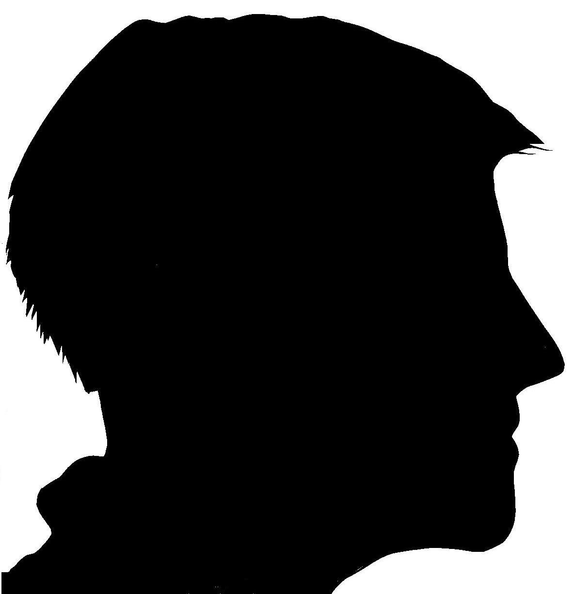 Face Profile Clipart - Clipart Suggest