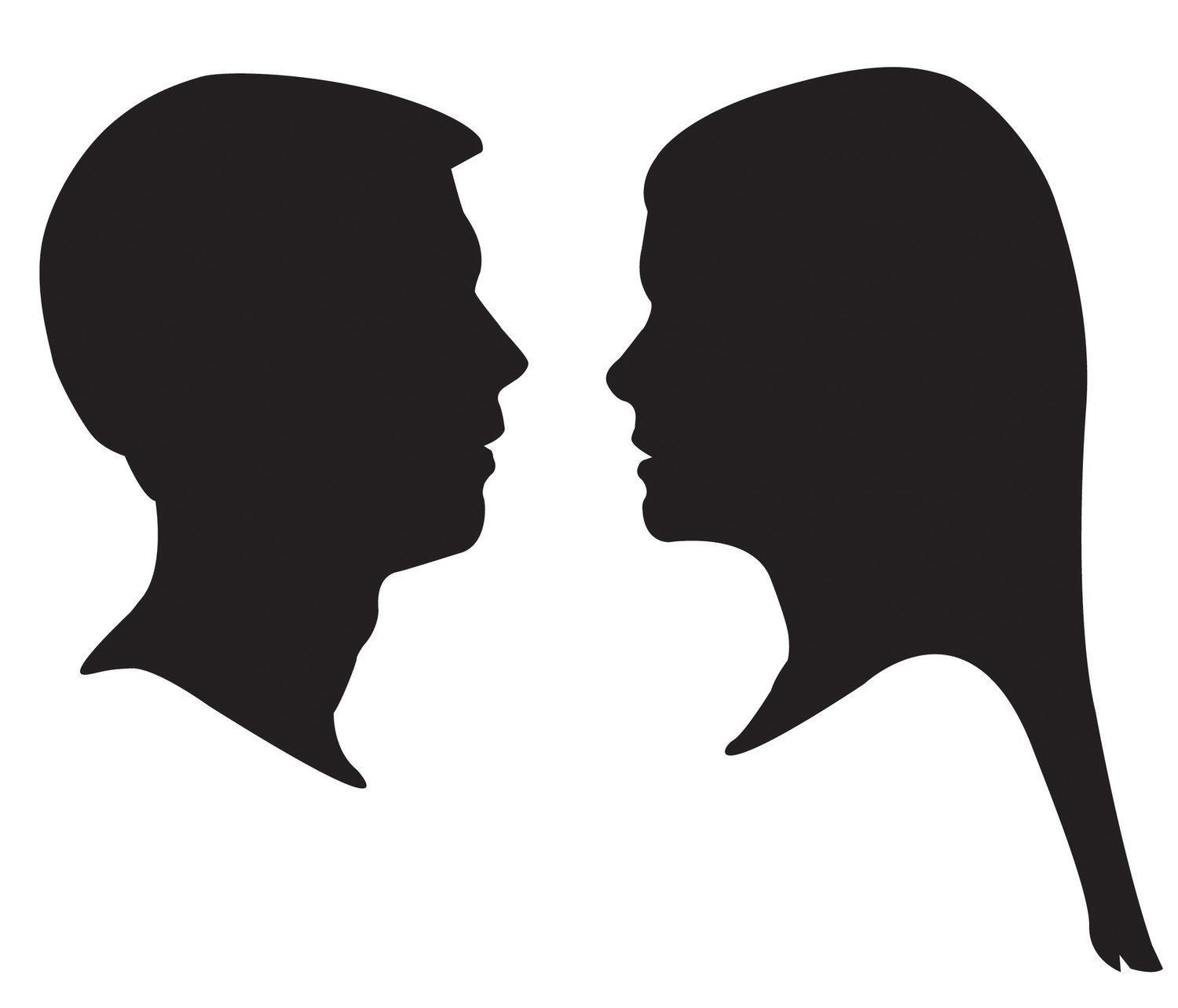 Face Profile Clipart - Clipart Suggest