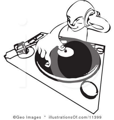 There Is 54 Dj Silhouette Vector Free Cliparts All Used For Free