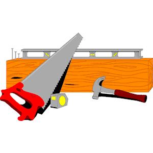 Carpenter Tools Clip Art