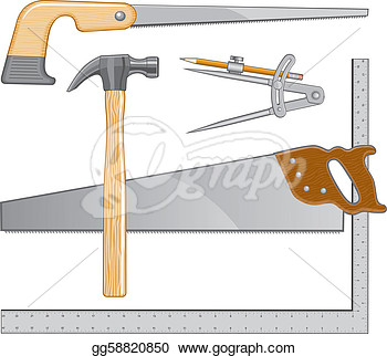 Carpenter Tools Logo