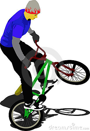 Bmx Stock Photography   Image  8896152