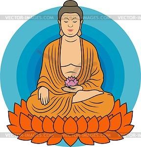 Clip Art Buddha Clipart buddha clipart kid vector clipart
