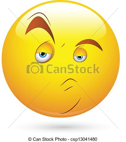 Disappointed Face Clipart Disappointed Fa...
