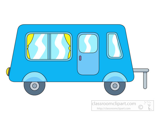 Download Mobile Home Trailer Unattached Clipart 23