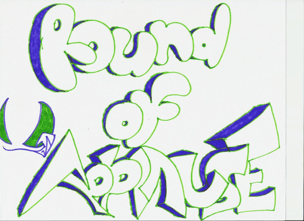 Graffiti  Round Of Applause By Zemagician Wildcard On Deviantart
