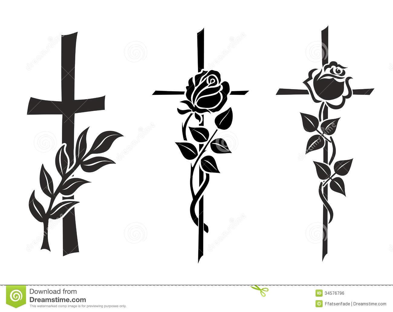 free funeral flower clip art - photo #44