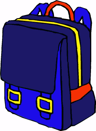 Backpack Clipart Backpack 03 Png