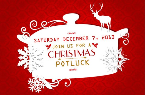 free clipart christmas invitation - photo #47