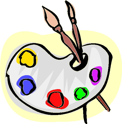 Clip Art   Painting