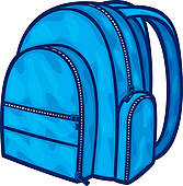 Kid Packing Backpack Clipart   Clipart Panda   Free Clipart Images