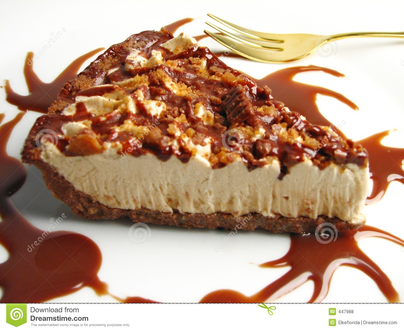 Pecan Pie Royalty Free Stock Photos   Image  447988