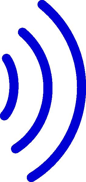 Clip Art Radio Waves Clipart - Clipart Kid