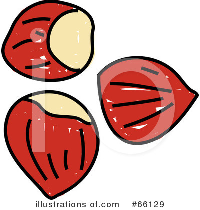 Royalty Free  Rf  Nuts Clipart Illustration By Prawny   Stock Sample