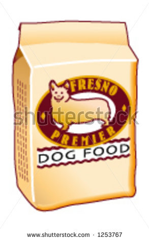 Dog Food Clipart - Clipart Suggest