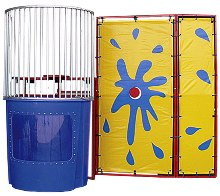 Chicago Dunk Tank Rental 500 Gallon Dunk Tank Party Rentals  Great
