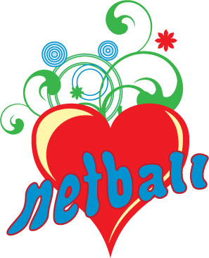 Heart The Netball Shop   All Your       Clipart Best   Clipart Best