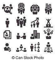 Human Resources Vector Clipart Eps Images  5542 Human Resources Clip