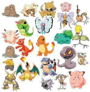 Pokemon Clipart Pictures