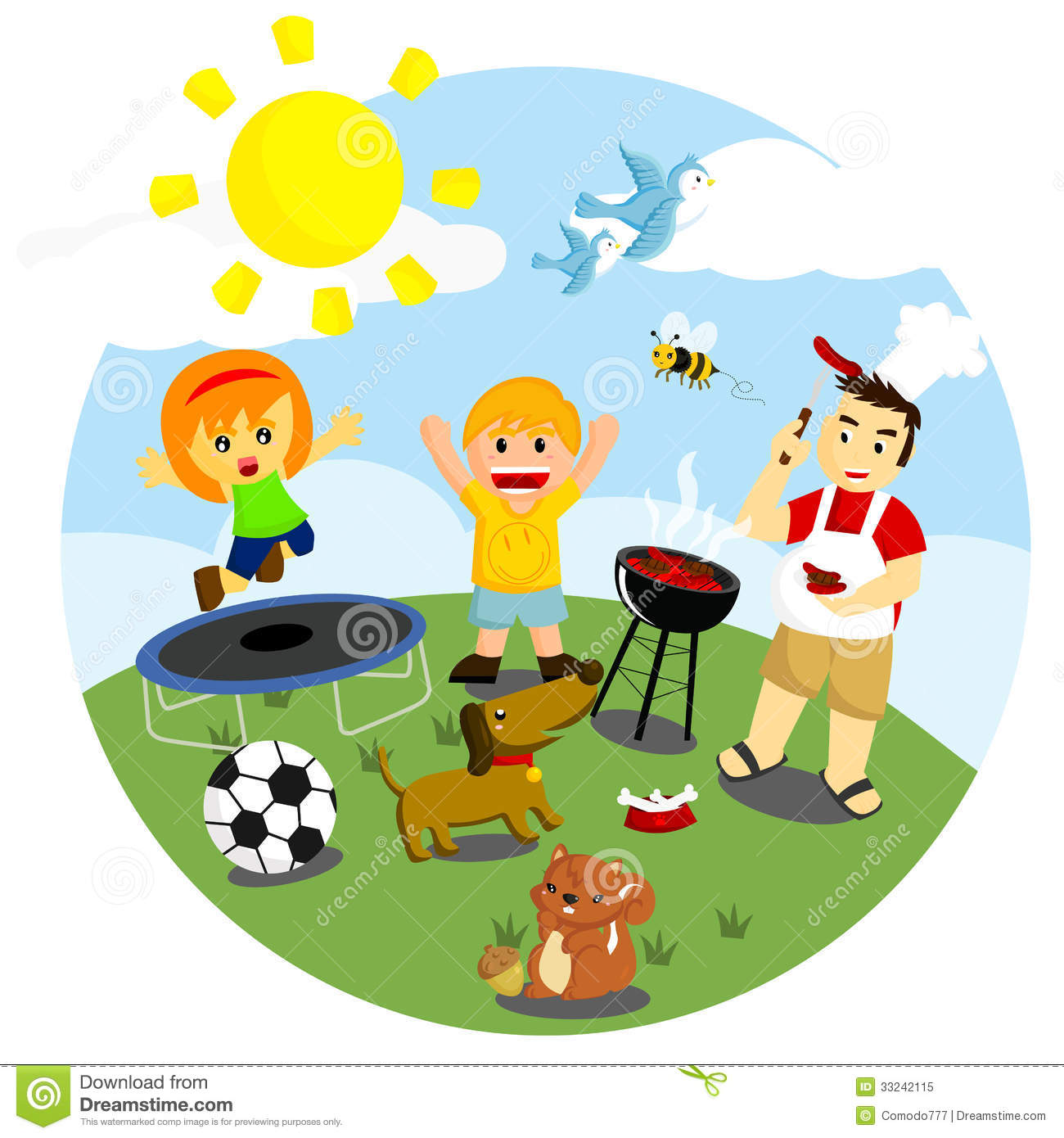 Back   Images For   Outdoor Activity Clipart
