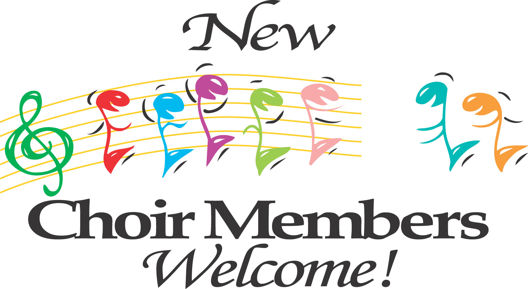 Join The Choir Clipart - Clipart Kid