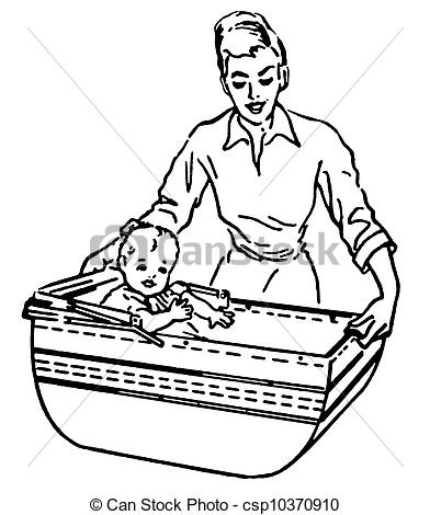 Crib Clipart Black And White Crib Clipart Black And White A