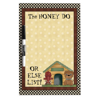 Honey Do List Gifts   T Shirts Art Posters   Other Gift Ideas