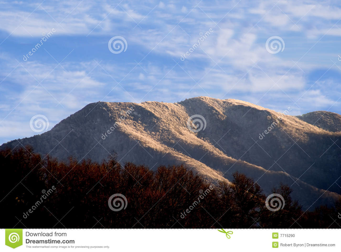Appalachian Mountains Royalty Free Stock Image Image 7709836 ...