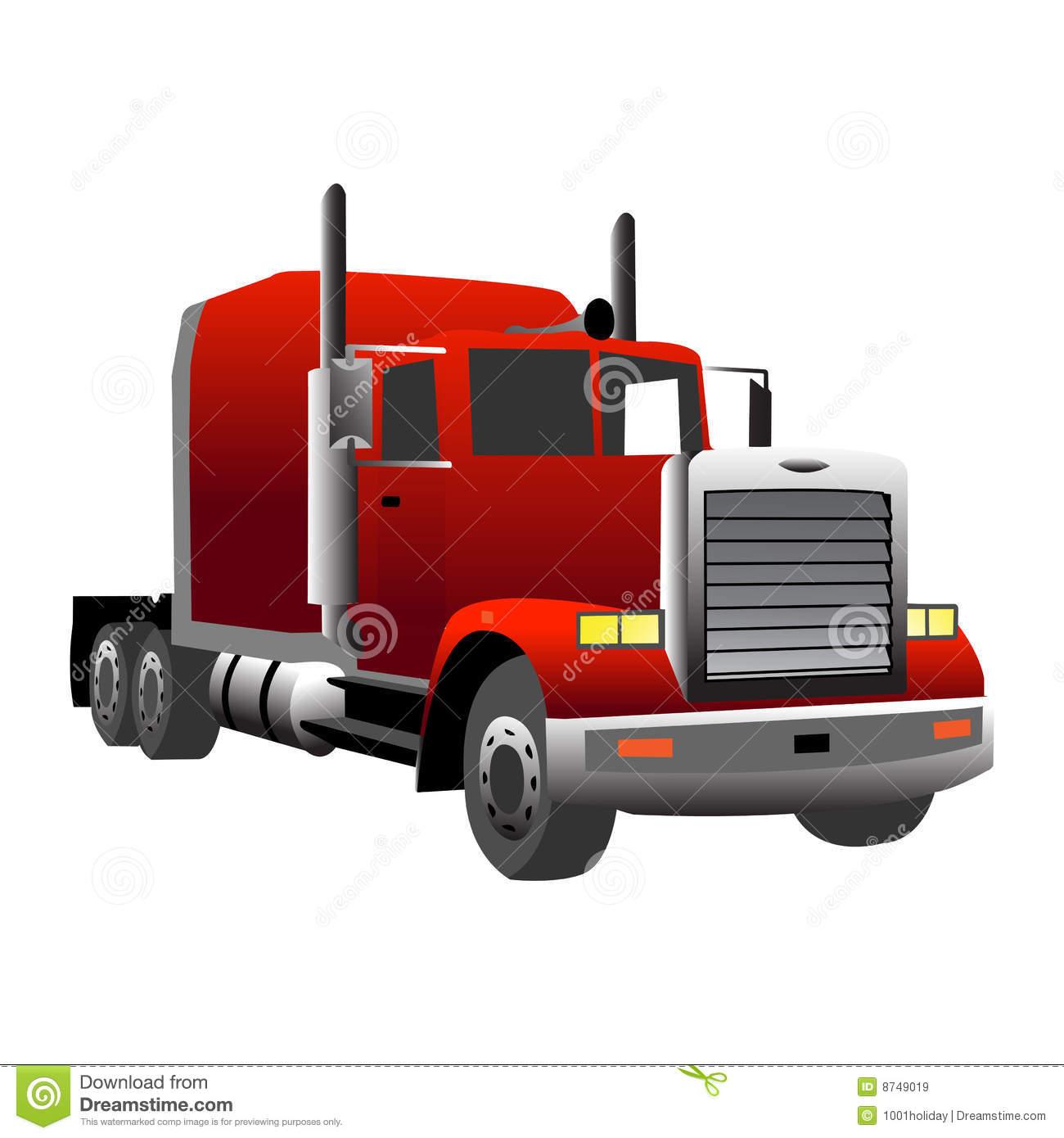 Mack Dump Truck Clipart - Clipart Kid