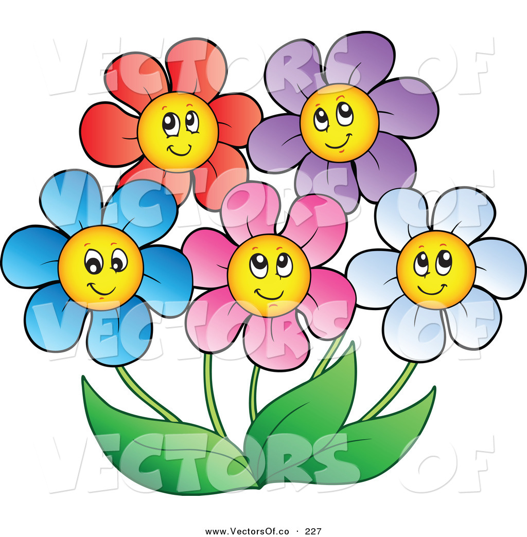 Sad Flower Clip Art