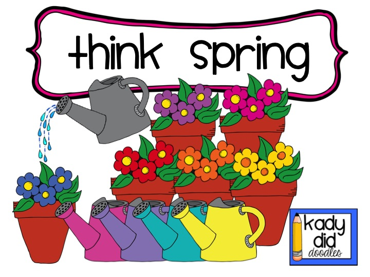 14 Think Spring Clip Art Free Cliparts That You Can Download To You