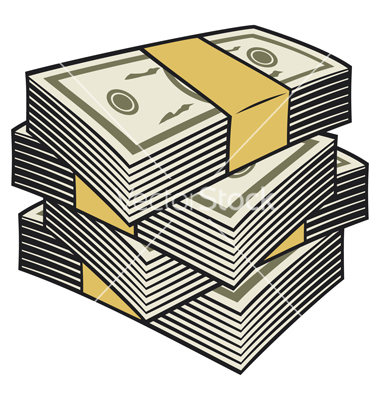 Money Stack Clip Art Stacks Of Money Clipar...