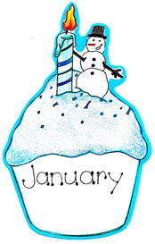 January Birthdays  Baby It S Cold Outside    Room 20 News