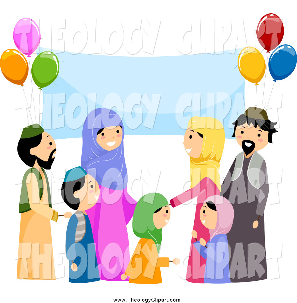 Party People Clip Art