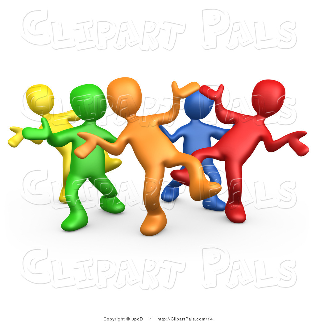 Animated People Free Clipart - Clipart Kid