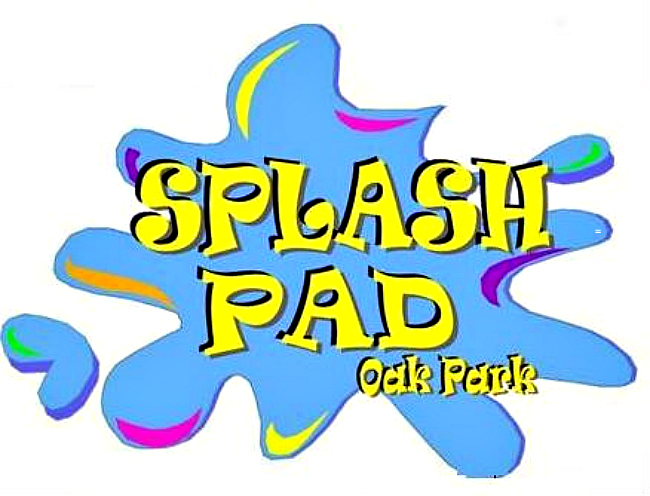 Splash Park Clipart The Famous Oak Park Splash Pad