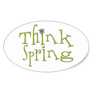 Think Spring Clip Art