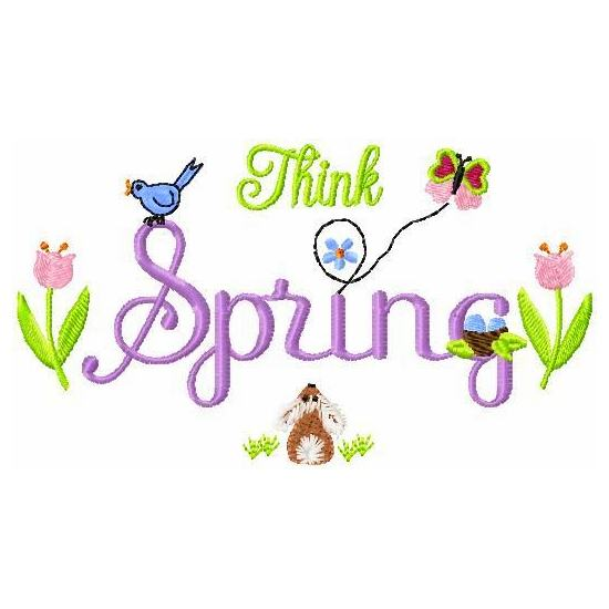 Think Spring   Oma S Place