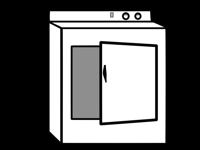 Cartoon Clothes Dryer ~ Clothes dryer clipart suggest