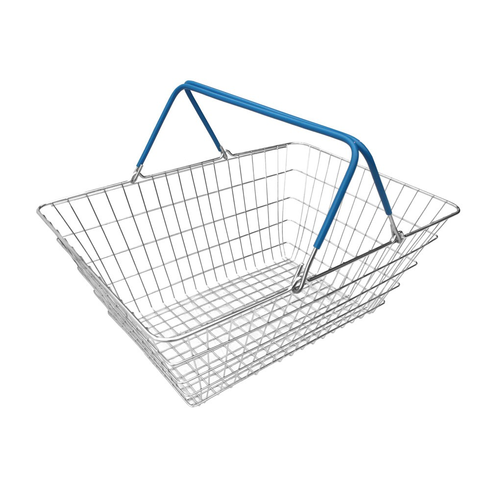 Full Grocery Cart Clipart Shopping Basket Clipar...